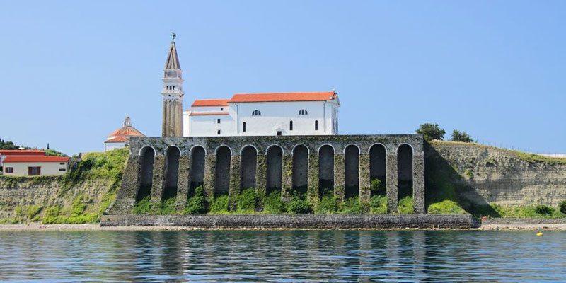 piran-church-sea