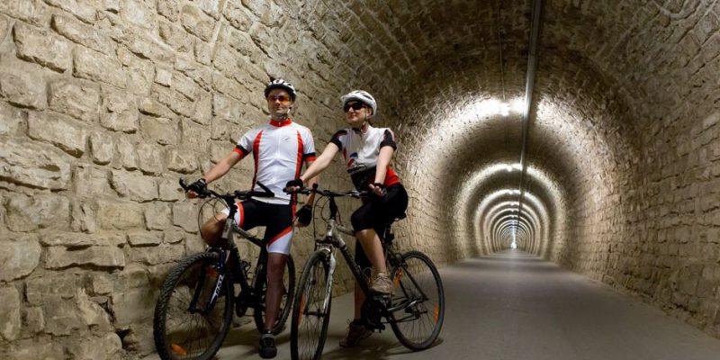 tunel-strunjan-kolesarja